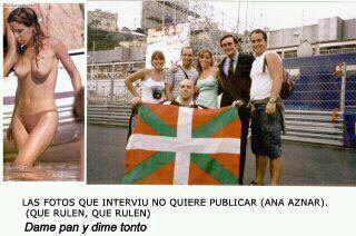 Las fotos que Interviú no quiere publicar de Ana #Aznar... http://t.co/L4QtNsTr
