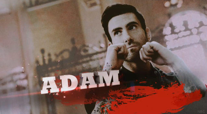 "RT ""@ReynoldsNavy: #TeamAdam is ready to FIGHT ♥ #TheVoice #TeamSexy ♥♥ http://t.co/Oi5yaN0H"""