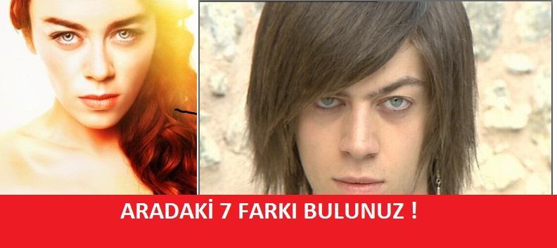Demet Evgar ve Aref arasındaki inanılmaz benzerlik. #18yaşında #bugunruhhalim #gidensevgiliyenot http://t.co/QefN53Mb