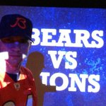 Go Bears!!!!!! http://t.co/GJRN7a97