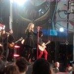 Thank you @TaylorSwift13 for a great @GMA concert! My girls loved it http://t.co/hPryoroX