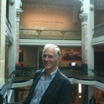RT @mpedson: (@timoreilly at the Smithsonian American Art Museum and National Portrait Gallery today: