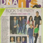RT @brandsmith: DNA story#rahul mittra birthday bash