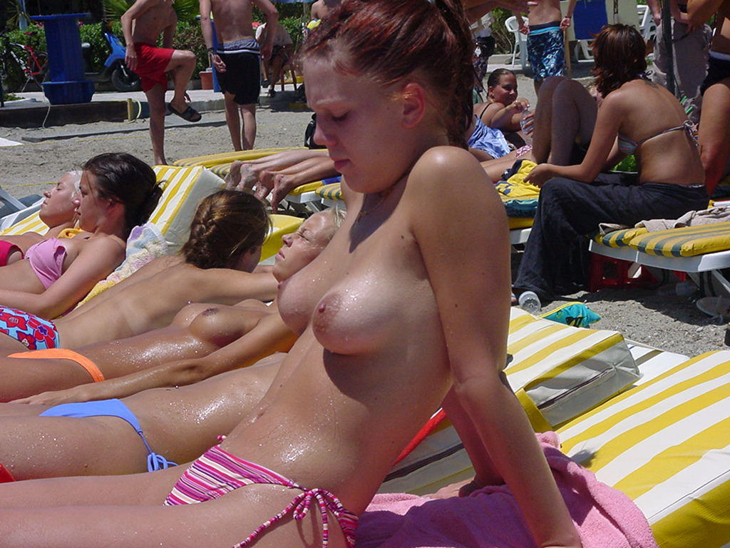 "Katherine Lusk on Twitter: ""Spring Break 2009 #Topless # ..."