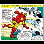 We discussed it. RT @tjhanley: why did we not see Iron Man on skates in the films?