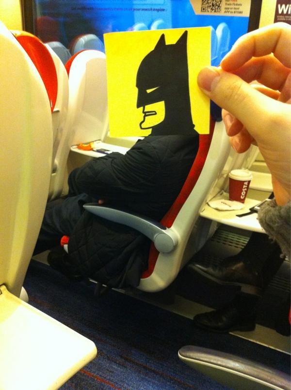 Una divertida forma de pasar el rato en el tren the idealist