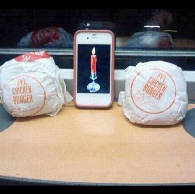 RT @BlTCHESbeIike: Bitches be like: I took my bae to dinner tonight... http://t.co/vcEya5fP