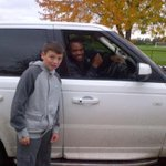 RT @AvJosh: @DarrenBent thanks for the pic #utv can I have a rt