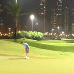 Really enjoyed my first experience of floodlit golf especially as me + @Eoin16 took down @MattPrior13 + @StuartBroad8 http://t.co/FrsJkWji