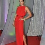 i really enjoyed wearing this Dior gown ! Red is definitely my fav color for the season!!! :)