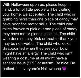 A Halloween reminder. Please see picture and RT. http://t.co/yXEbRVBl