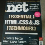 RT @briantford: Got my copy of this month's @netmag, which includes my article on @angularjs! http://t.co/V6T5GvvS