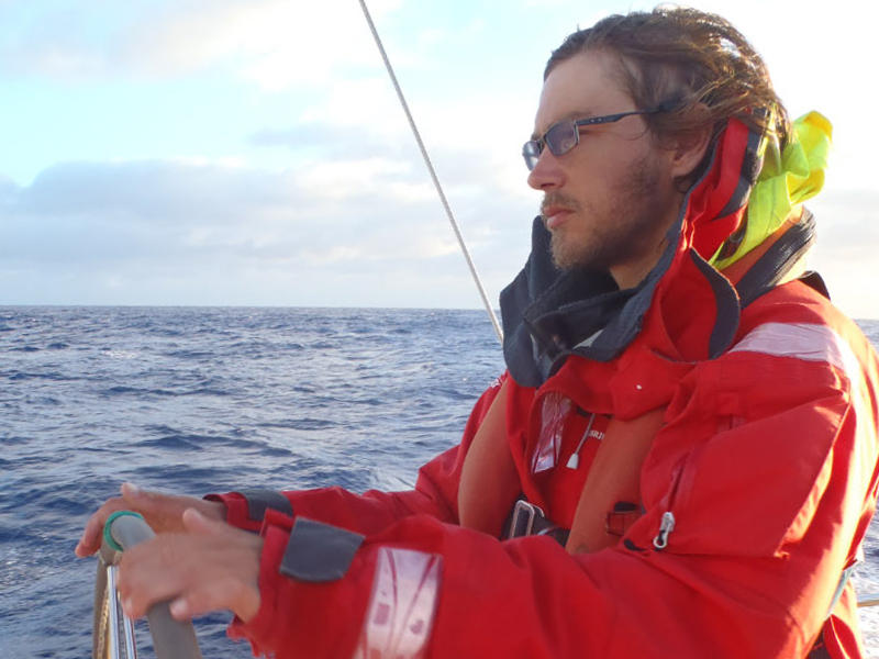 Changing his life's course. South African, Nick Barclay, circumnavigated the world during the #ClipperRace. http://t.co/YUxp6ETx