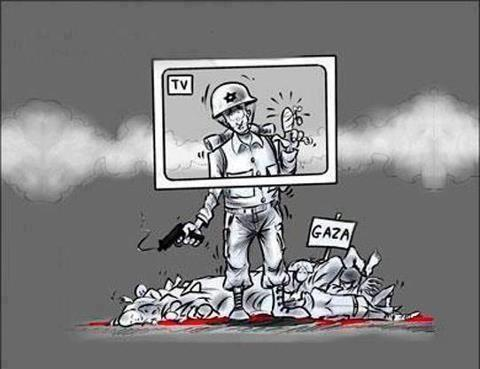 هاشتاق السعودية (@HashKSA): This is a fact of Israel #LetsSaveGaza (via: @Emad_ooo ) http://t.co/Q7wvyGEI