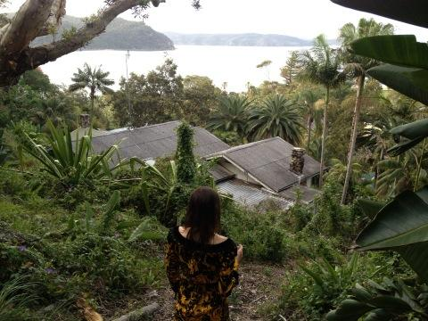 Holiday house with Balenciaga and a view @stefbambi http://t.co/9HHOaOX3