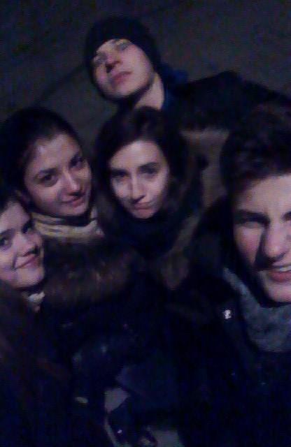 Kirill (@KirillCOOL): Было холодно, но очень весело)) http://t.co/nYXsTjvt