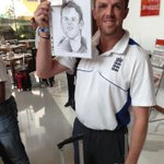 Me and @Swannyg66 making the most of our spare time. Just drew each other... http://t.co/ncuc3sSY
