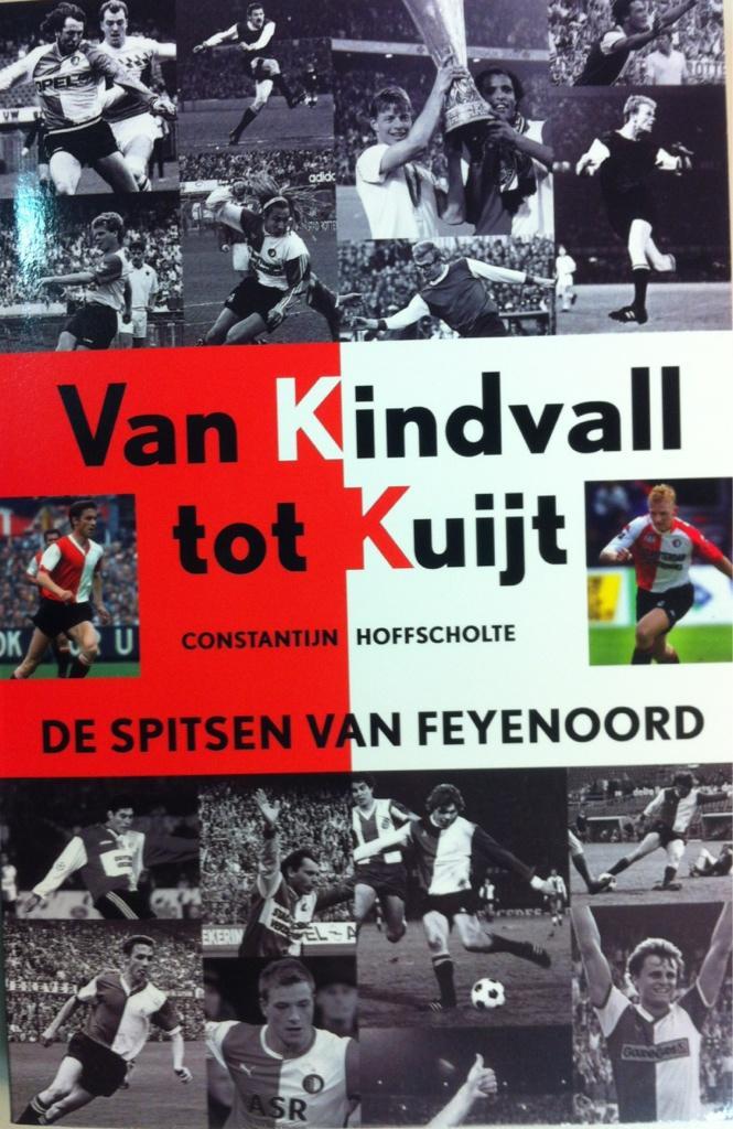 RT @FeyenoordKanaal: Vandaag laatste kans op 2x het boek van Kindvall tot Kuijt. Volg @FeyenoordKanaal en retweet dit bericht daarvoor.  ...