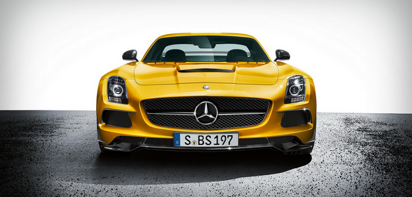 The new Mercedes-Benz SLS AMG Coupé Black Series: GT3 performance for the road >> http://t.co/GusMz10y http://t.co/uREXltvr