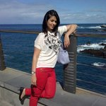 At puerto de la cruz......wat a scenic beauty......lovin the weather bt missin home soooooooooo much....wat u all upto?