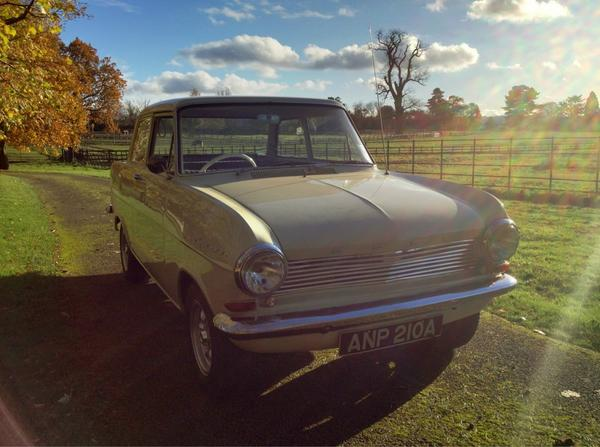 Guess who I took out for a play in the sun today before winter arrives? And he didn't break down!   #Oliver! http://t.co/b3jl7eCS