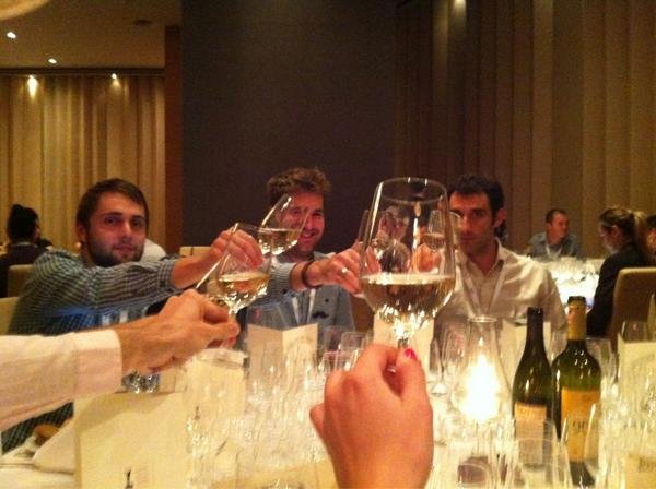 Love this photo from Digital Wine Communications Conference 2012 #ewbc @EuroWBC