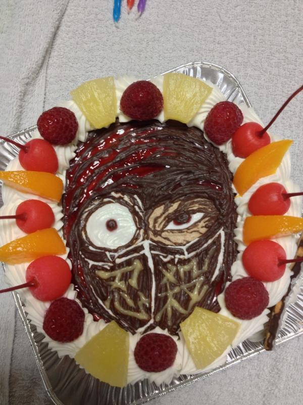 「アイエエエエ!?」お誕生日会に行ったMRT=サンを待っていたのは殺戮者のエントリーだ!「ドーモ、ニンジャスレイヤーです