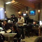 RT @markthompsontv: Here in the @TheYoungTurks nerve center ...Show starts at 4p PT on @current