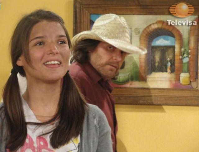 ... para formar parte del elenco de una nueva producción en Televisa