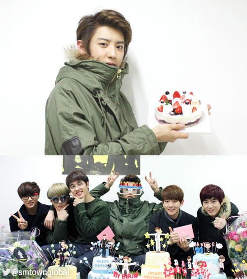 chanyeol birthday Today is exo k's 'happy virus' chanyeol's birthday! happy birthday  chanyeol birthday