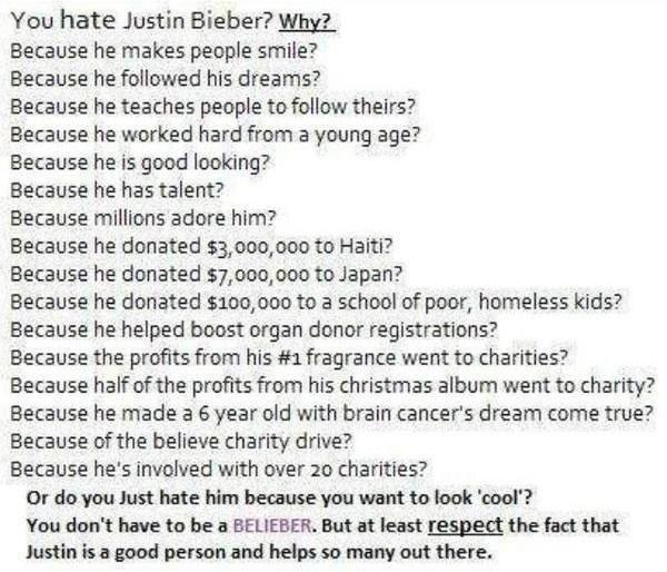 mad respect for the bieber. http://t.co/CsSLJB7G