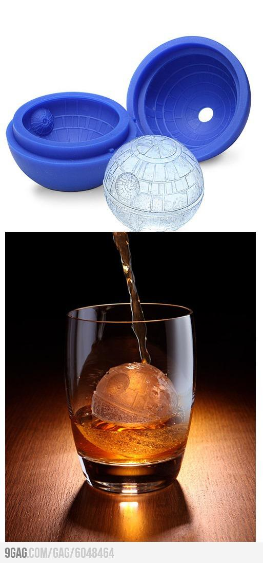 Behold the Death Star Ice Cube T