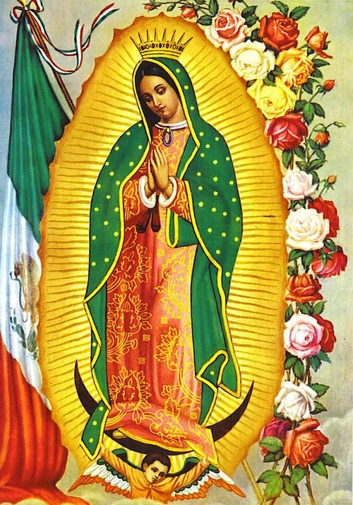 La Virgencita De Guadalupe Related Keywords & Suggestions - La ...