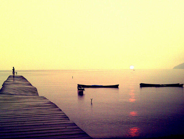 Sunset at Jailolo cc: @jailolofest @KompasTV #HiddenParadise http://t.co/kCqfiS5n