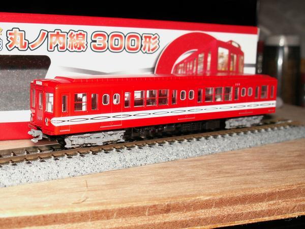 test ツイッターメディア - これは2012.8に銀座松屋で行われた鉄道模型ショウ開催記念の限定品のKATO製丸ノ内線305号。5000個限定で、数日経たないうちに完売。https://t.co/4KYkIO2U