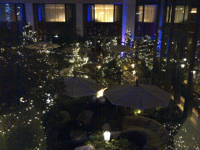 The enchanting Winter Garden at @MO_Paris. If only it weren't sooo cold in #Paris http://t.co/pmSDN58q