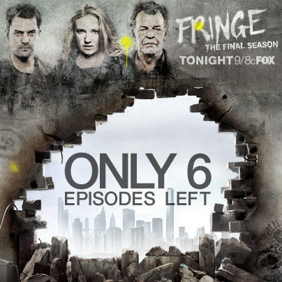 #fringe is BACK! RT if you'll be watching tonight at 9/8c. Photo: http://t.co/HGKQm27q