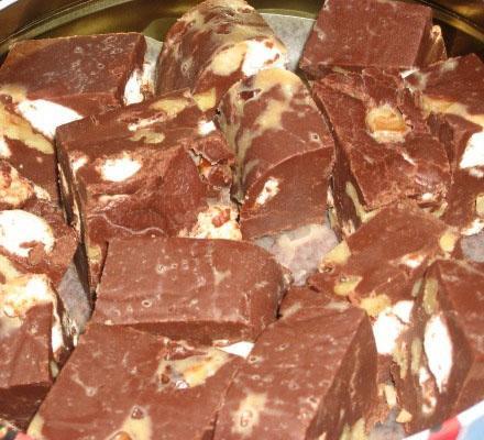 Сладкая колбаса со сгущенкой рецепт