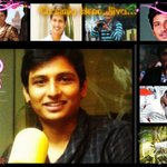 RT @tjkspthilaga: @Actorjiiva And this is collage,made for you sir...For your 10 years contribution to Tamil Cinema... http://t.co/4NjhA47R