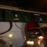 Ahaaaa.. Dude..! Just in a few meters ahead.. A bus with CURTAINS..!! In Bandra itself.. #Wtf*2 .. http://t.co/ah7MkmoF