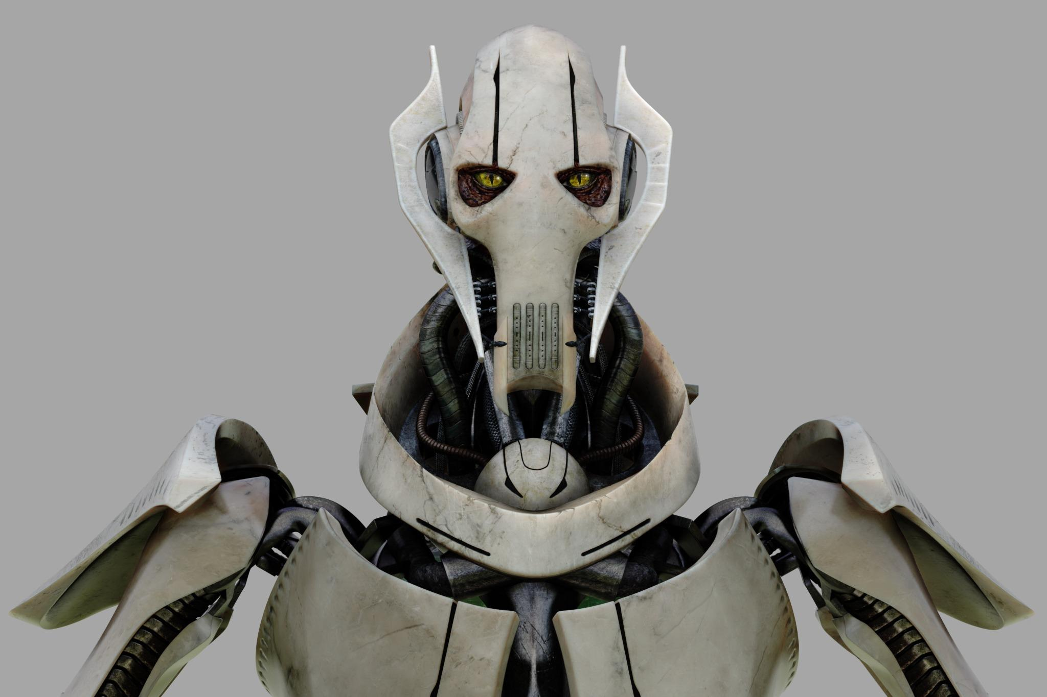 """""""You Fool. I have been trained in your Jedi Arts by Count Dooku."""" - General Grievous http://t.co/mCgpphNr"""
