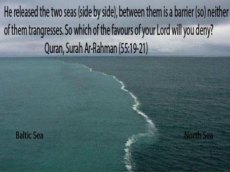 2 oceans that meet but never mix friends