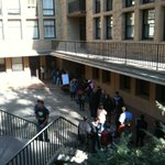 Queue at stanford