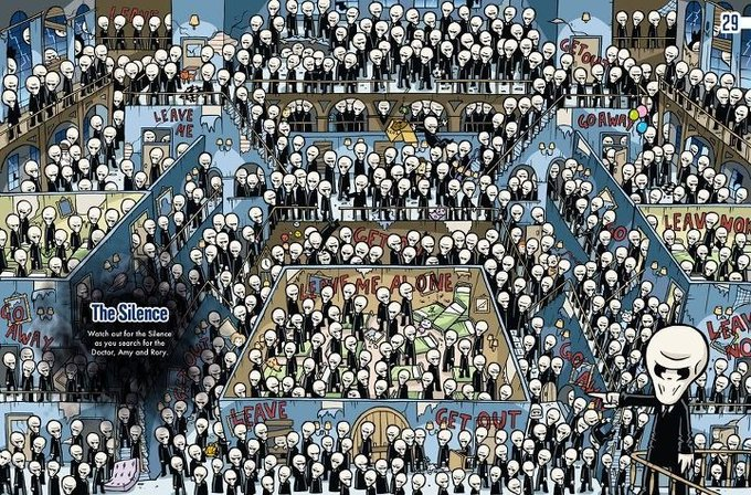"For all of my whovian (doctor who fan) followers, here's one for you.  FIND THE DOCTOR! <a class=""linkify"" href=""http://t.co/RlpKbuPf"" rel=""nofollow"" target=""_blank"">http://t.co/RlpKbuPf</a>"