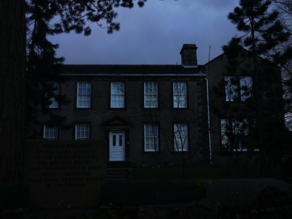 The Bronte Parsonage, beyond wuthering. http://t.co/c5X31wpX