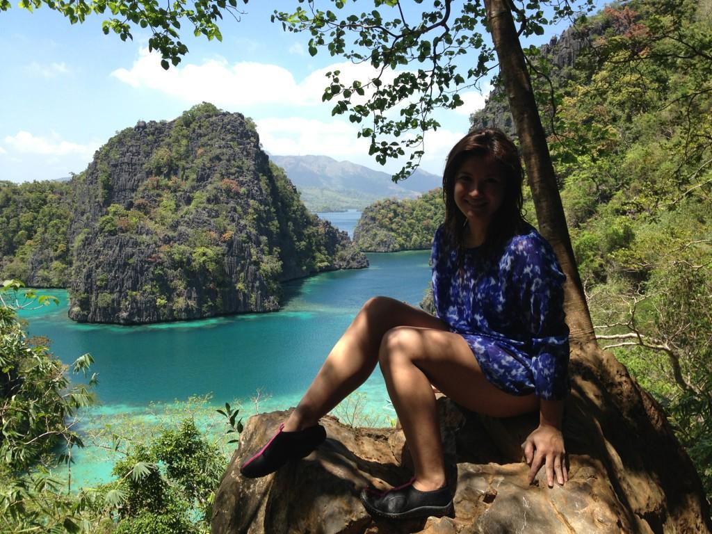 Coron Palawan :) #ItsMoreFunInThePhilippines http://t.co/dl1fYbou