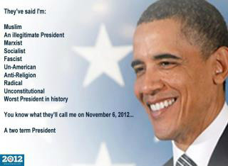 Two Term President... http://t.co/2OynT9Ey