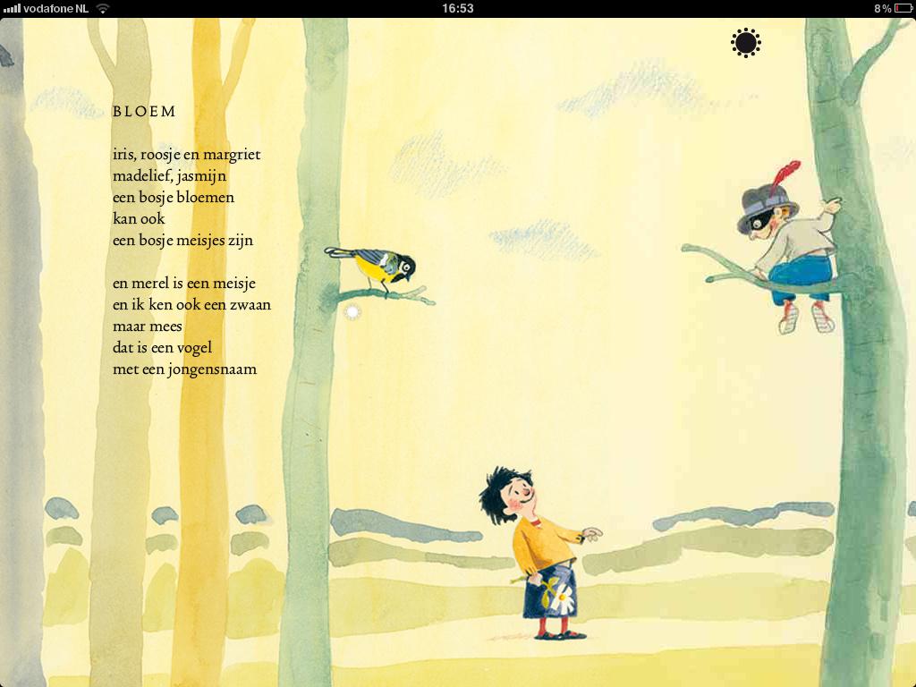 RT @DigiKinderboek: Een prachtig lentegedicht van Hans en Monique Hagen #Kinderboeken http://t.co/4ylOtZ2i