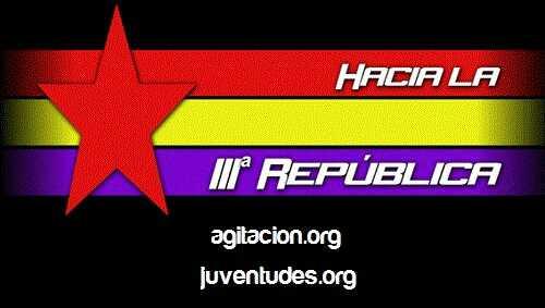 RT @UJCE: Ya es 14 de abril. ᄀViva la Repblica! http://t.co/T5R7f5Ub