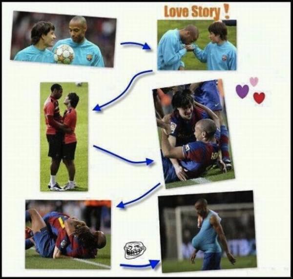 RT @Top_moppen: Voetbal love story #topmoppen http://t.co/uZ2Zy9Y7